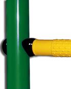 Детский спортивный комплекс Kampfer Strong Kid Зелено-желтый