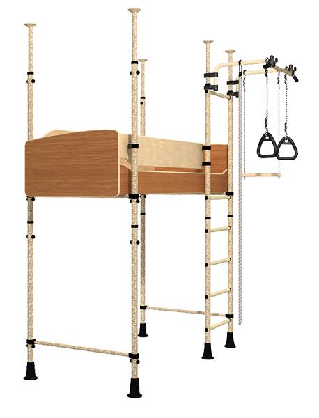 Детская мебель с кроватью
