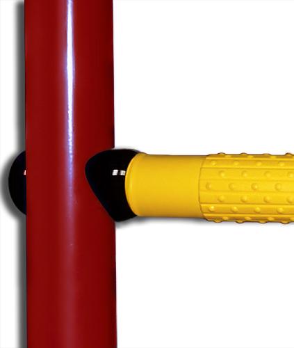 Детский спортивный комплекс Kampfer Strong kid Красно-желтый