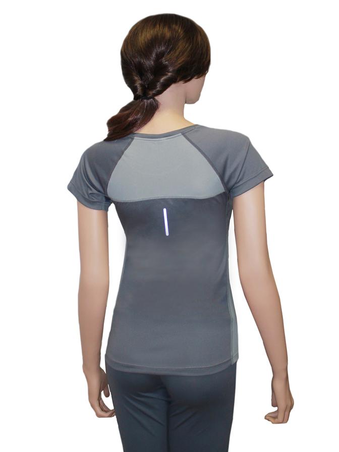 a530d103ed49 Комплект женской одежды для фитнеса Kampfer Gray ― Kampfer